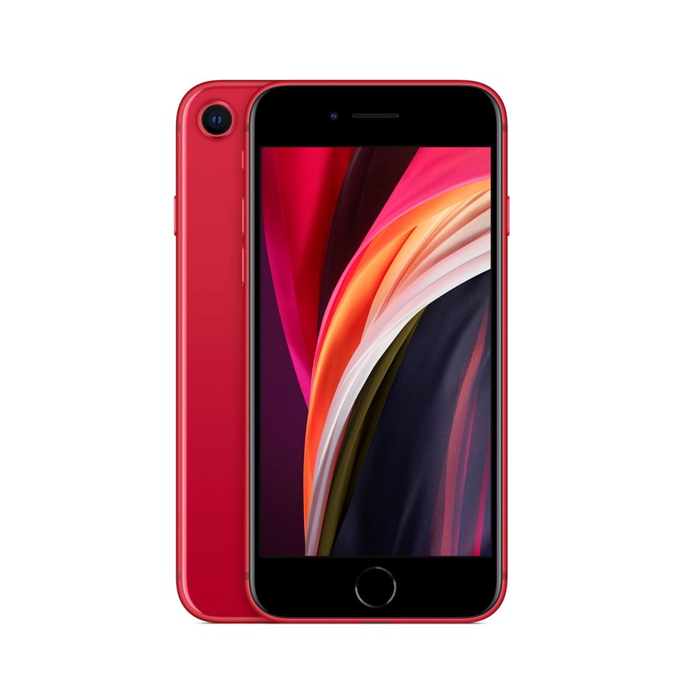iPhone SE 128Gb red