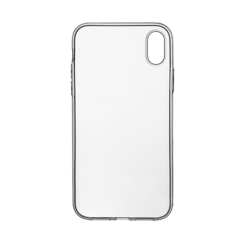 Чехол uBear iPhone XR Tone Case (CS33TT01-I18) (прозрачный)