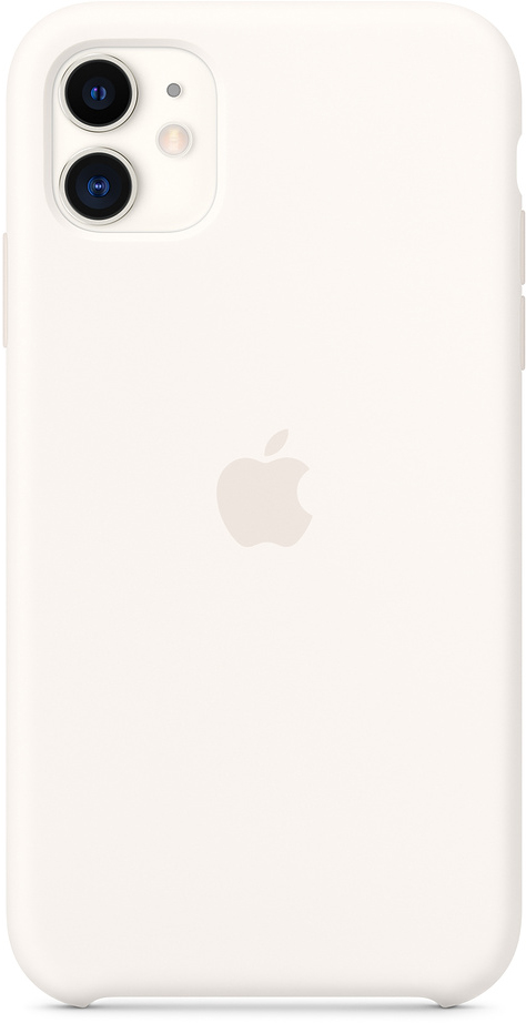 Чехол IPhone 11 Silicon Case MWVX2ZM/A White