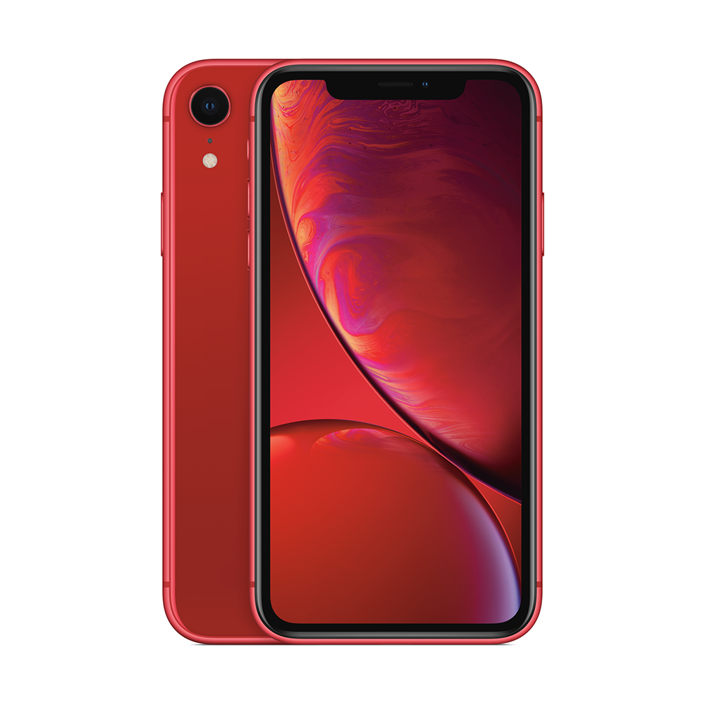 iPhone XR 128 Gb (red)